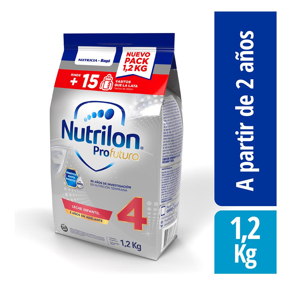 NUTRILON 4 POUCH X 1,200 Kg