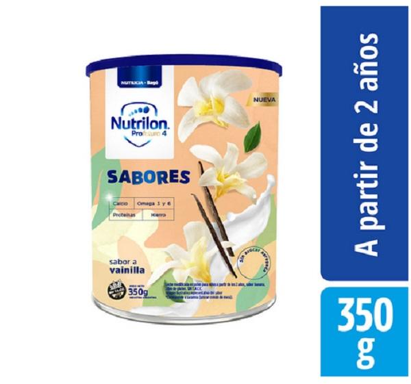 NUTRILON SABOR VAINILLA LATA X 350 gr