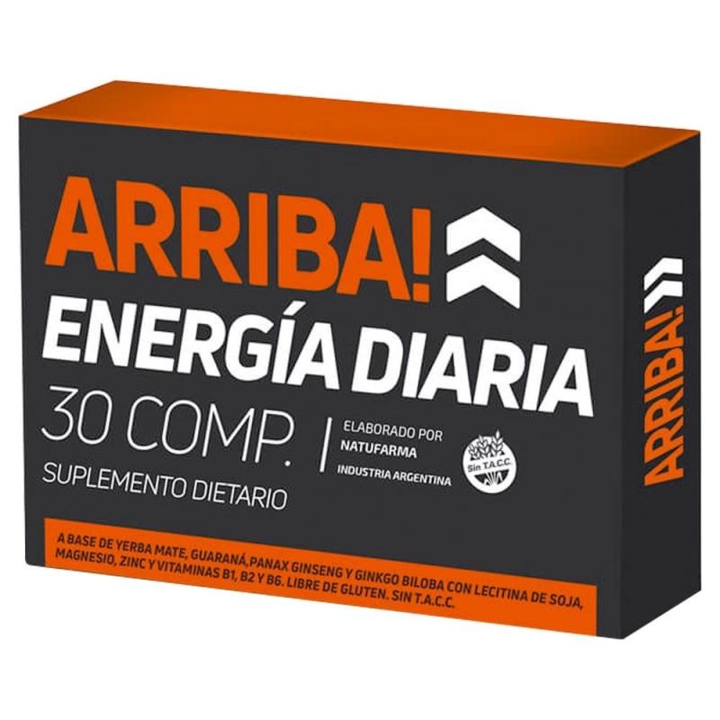 NATUFARMA ARRIBA  COM X   30