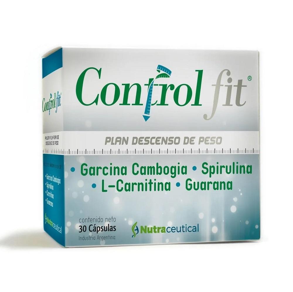 CONTROL FIT  COMPRIMIDOS  X 30 UN.
