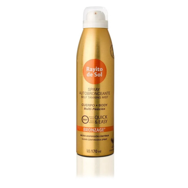RAYITO DE SOL SPRAY BRONZAGE X 150 ml