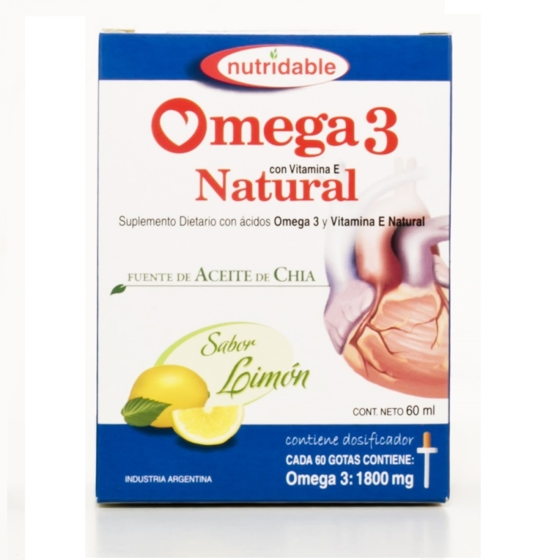 FRAMINGHAM OMEGA 3 NATURAL FRAMING (S.LIMON) GTS X   60