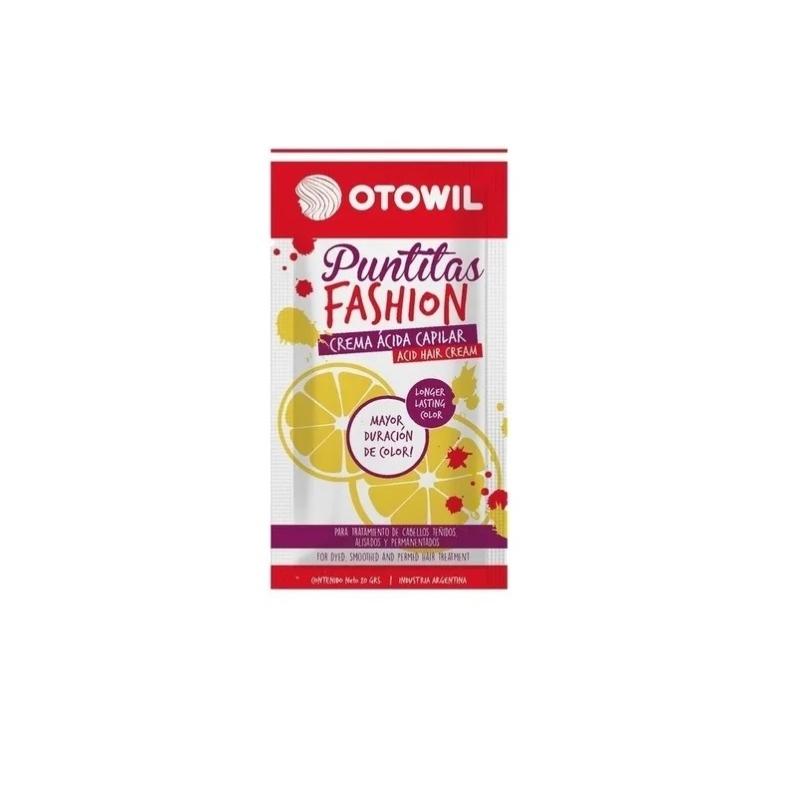 OTOWIL PUNTITAS FASHION SOBRE X  20 GRS