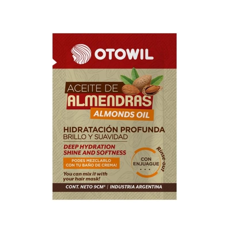 OTOWIL ACEITE DE ALMENDRAS SOBRE X 9 CC