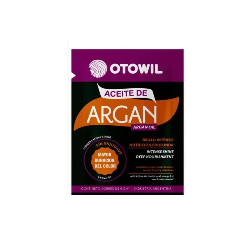 OTOWIL ACEITE DE ARGAN SOBRE 9 CC