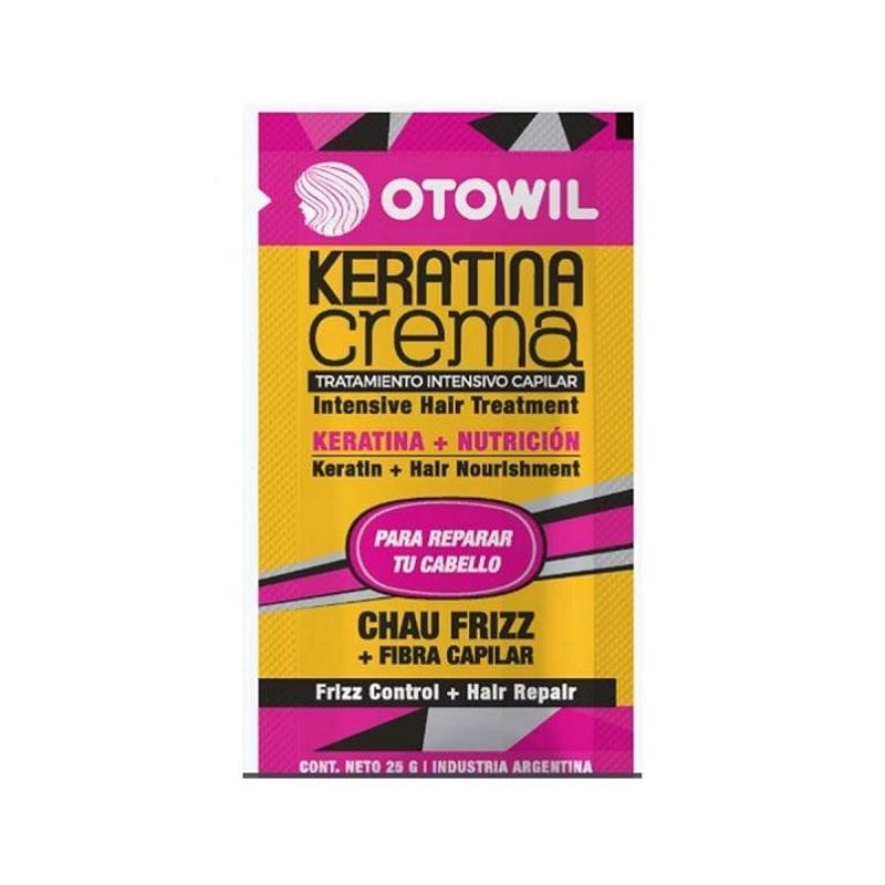 OTOWIL KERATINA EN CREMA SOBRE X 25 GR