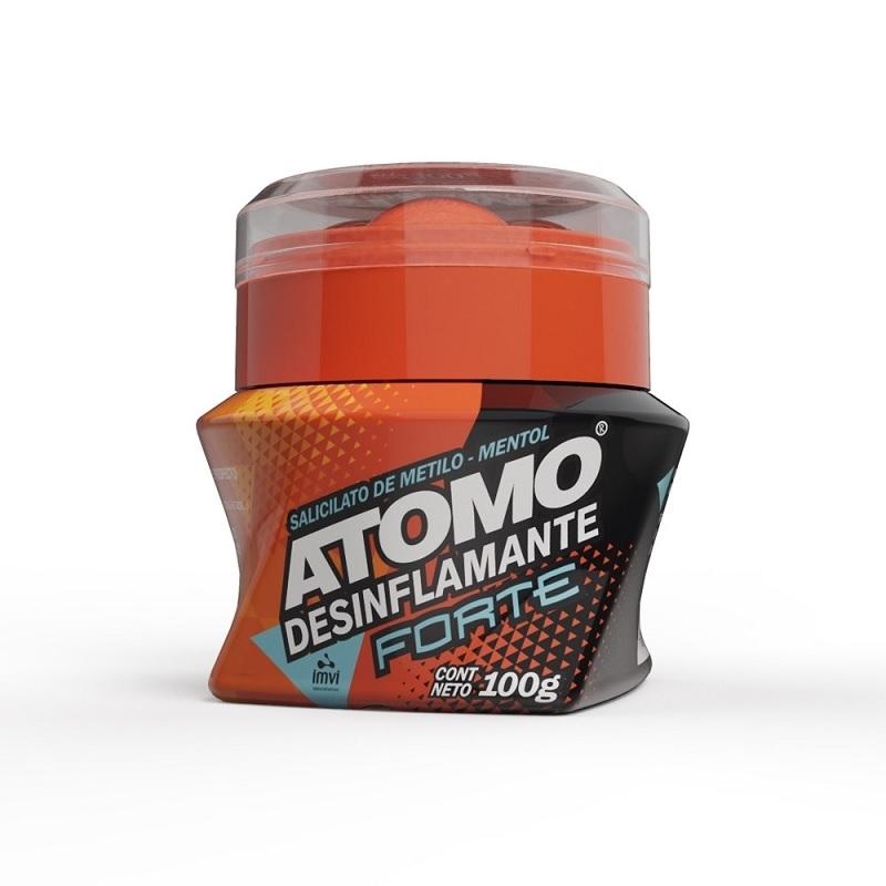 ATOMO DESINFLAMANTE FORTE POTE X 100 G