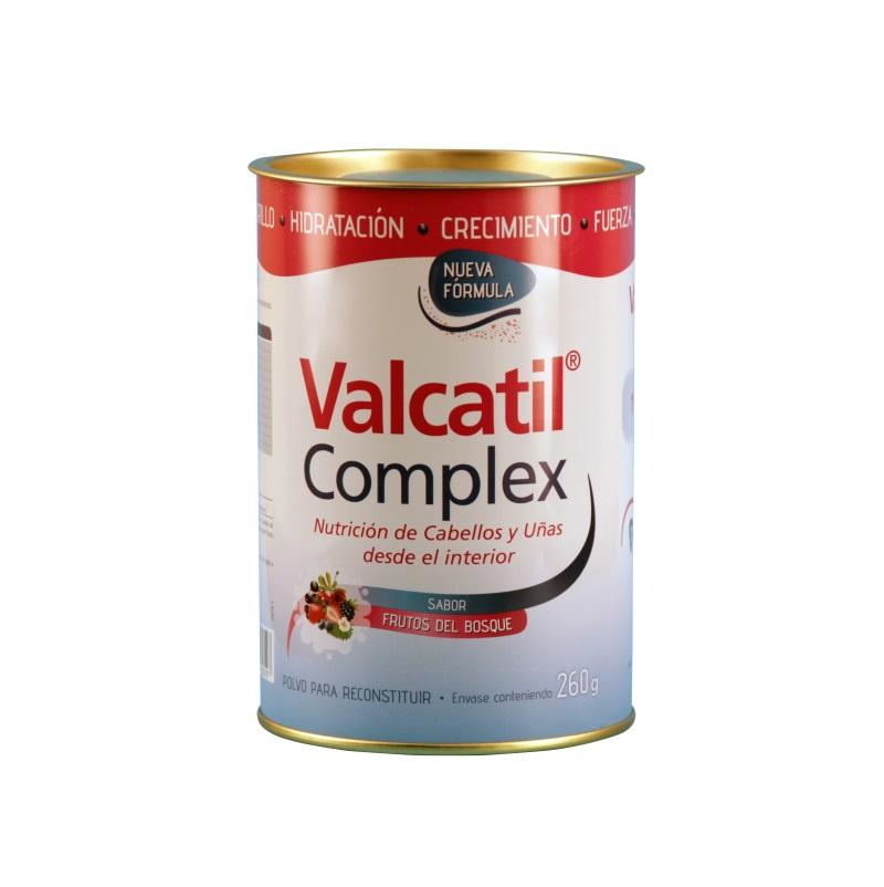 VALCATIL COMPLEX  ENVASE  X  260 gr