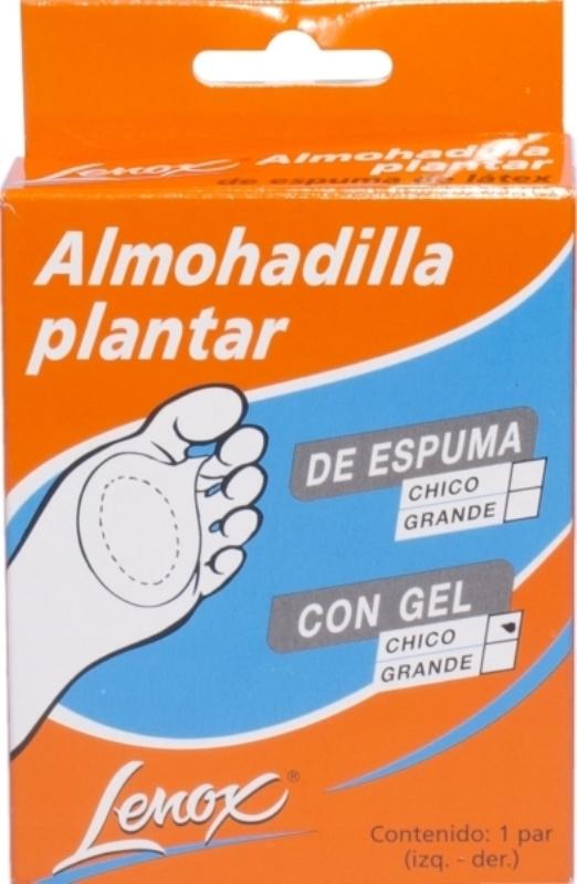 LENOX ALMOHADILLA PLANTAR CHICA