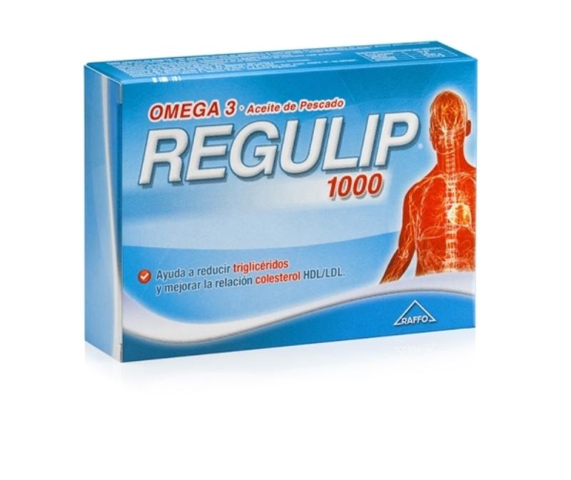REGULIP 1000 x20 comprimidos