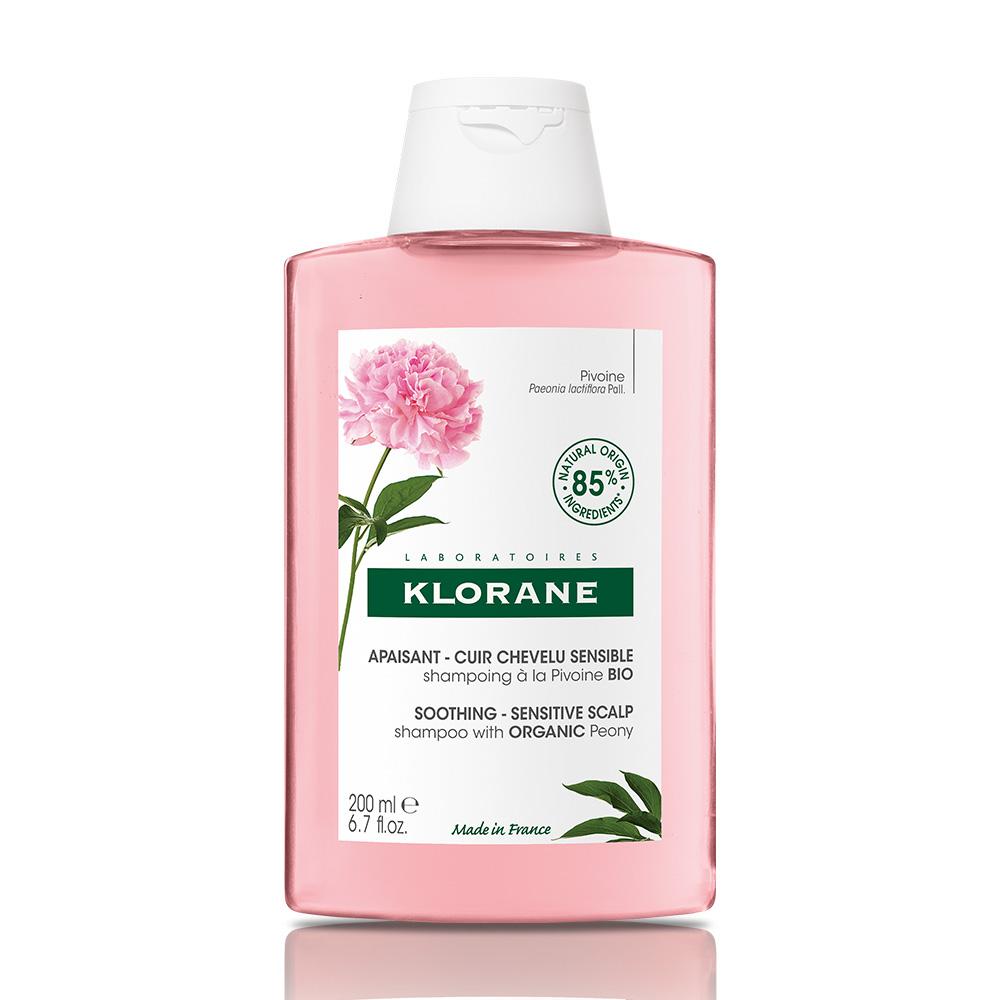KLORANE SHAMPOO PIVOINE X 200 ml