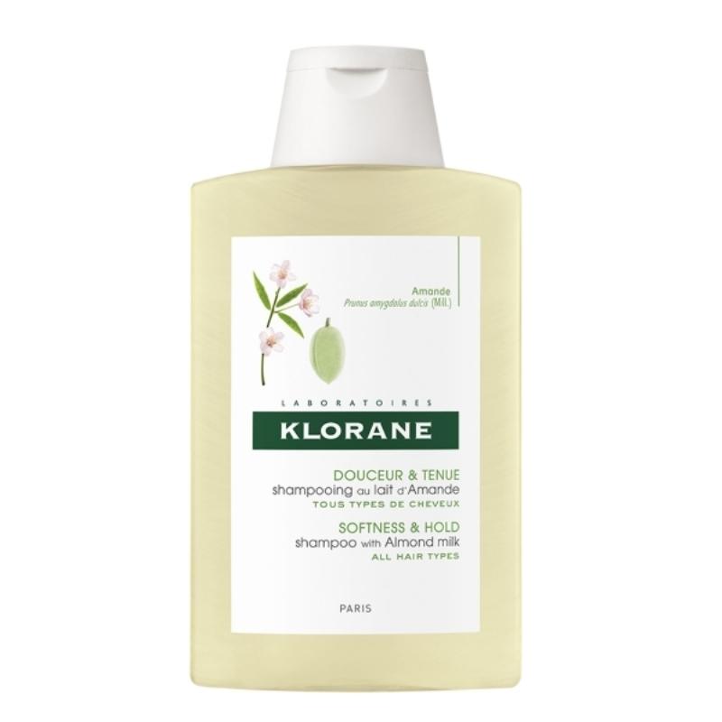 KLORANE SHAMPOO LAIT D'AMANDES X 200 ml