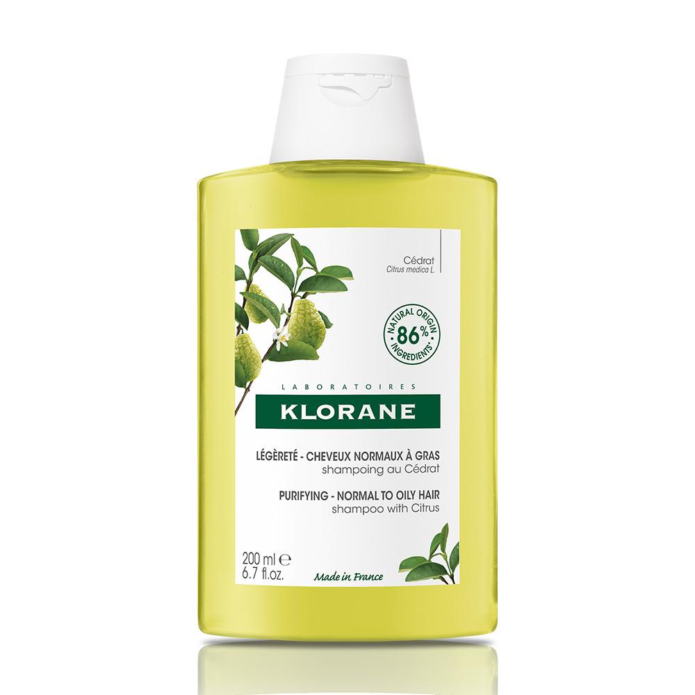 KLORANE SHAMPOO CEDRAT X 200 ml