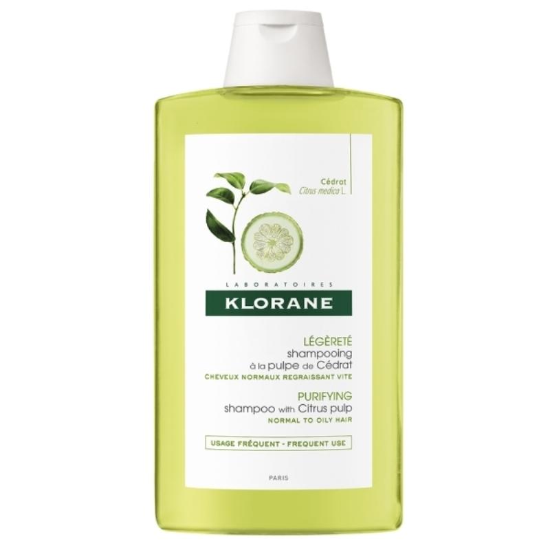 KLORANE SHAMPOO CEDRAT X 400 ml