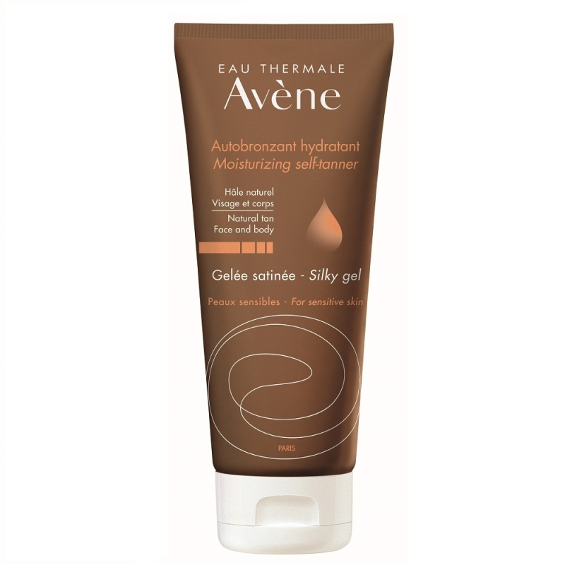 AVENE AUTOBRONCEANTE BRILLO NATURAL X 100 ml