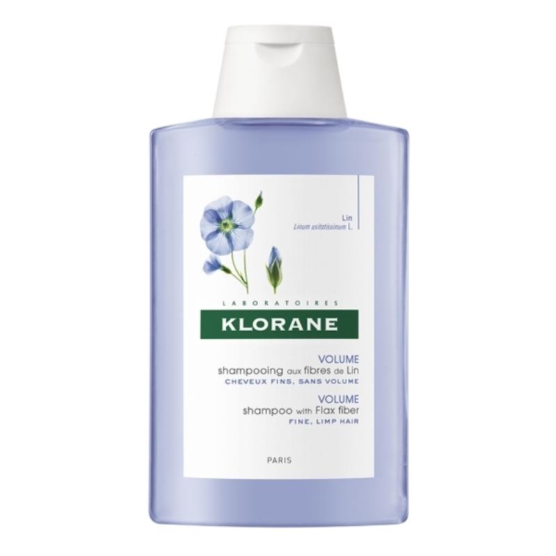 KLORANE SHAMPOO FIBRAS DE LINO X 200 ml