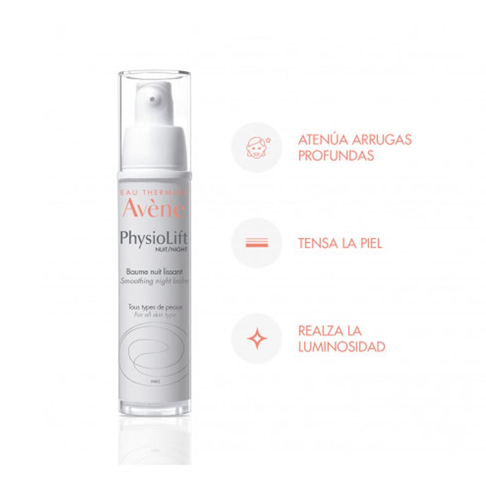 AVENE PHYSIOLIFT CREMA NOCHE X 30 ml