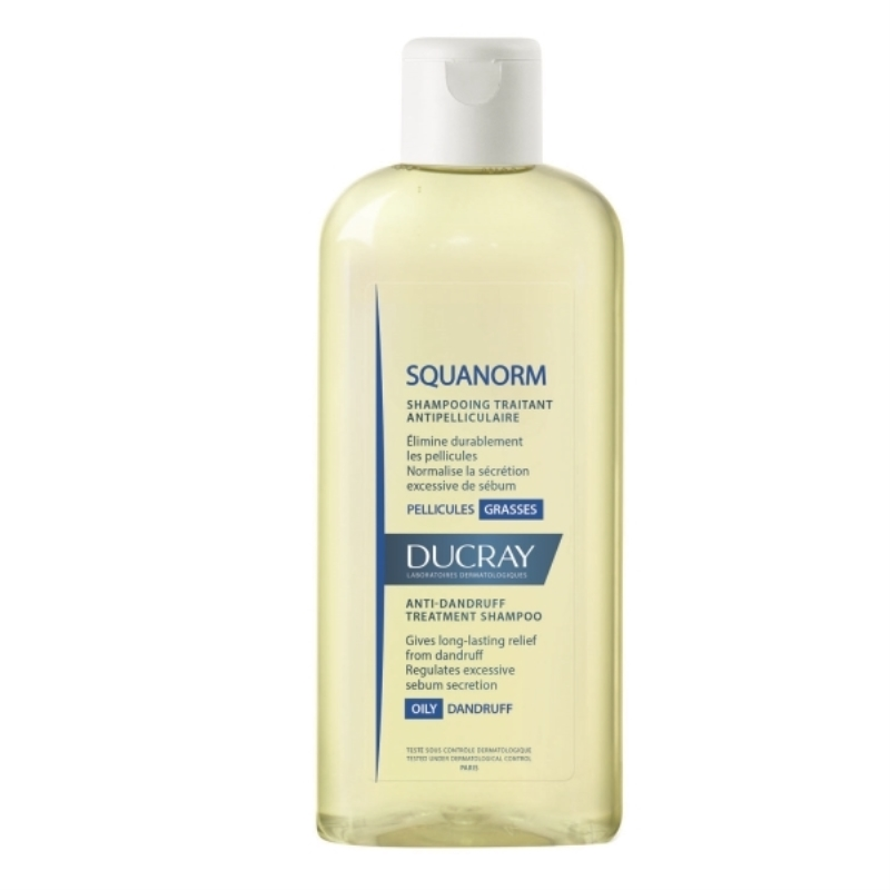 DUCRAY SQUANORM NG GRASO  X 200 ml