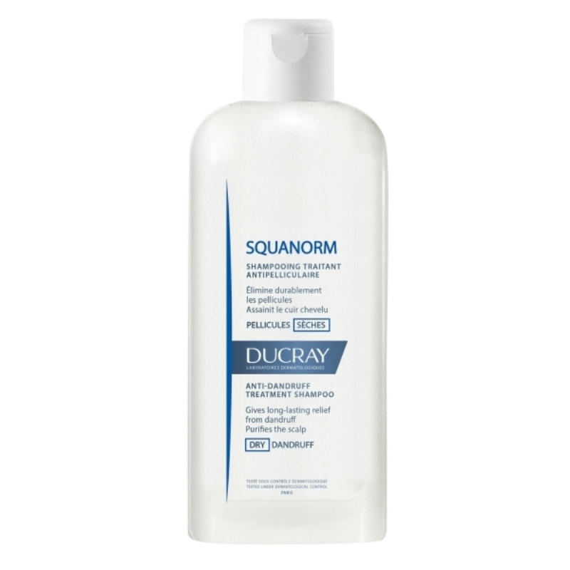 DUCRAY SQUANORM NG SECO X 200 ml