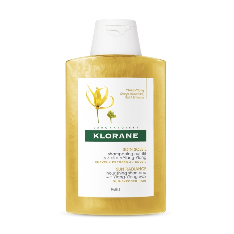 KLORANE SHAMPOO YLANG YLANG X 200 ml