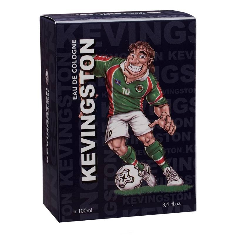 KEVINGSTON FUTBOL EAU DE COLOGNE X100 ml