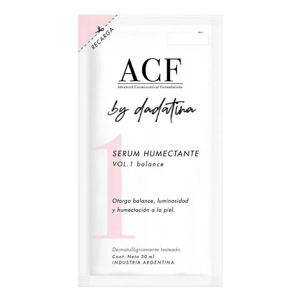 ACF BY DADATINA SERUM HUMECTANTE REFILL