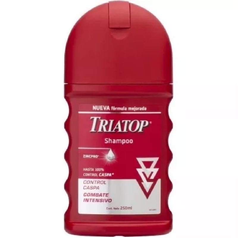 TRIATOP SHAMPOO COMBATE INTENSIVO X 250