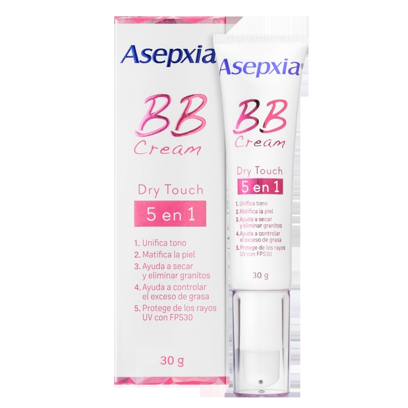 ASEPXIA BB CREAM X 30 gr