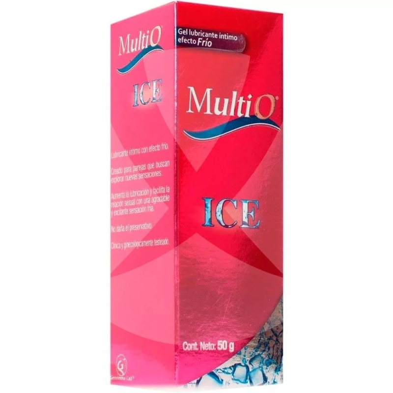 MULTIO ICE GEL INTIMO
