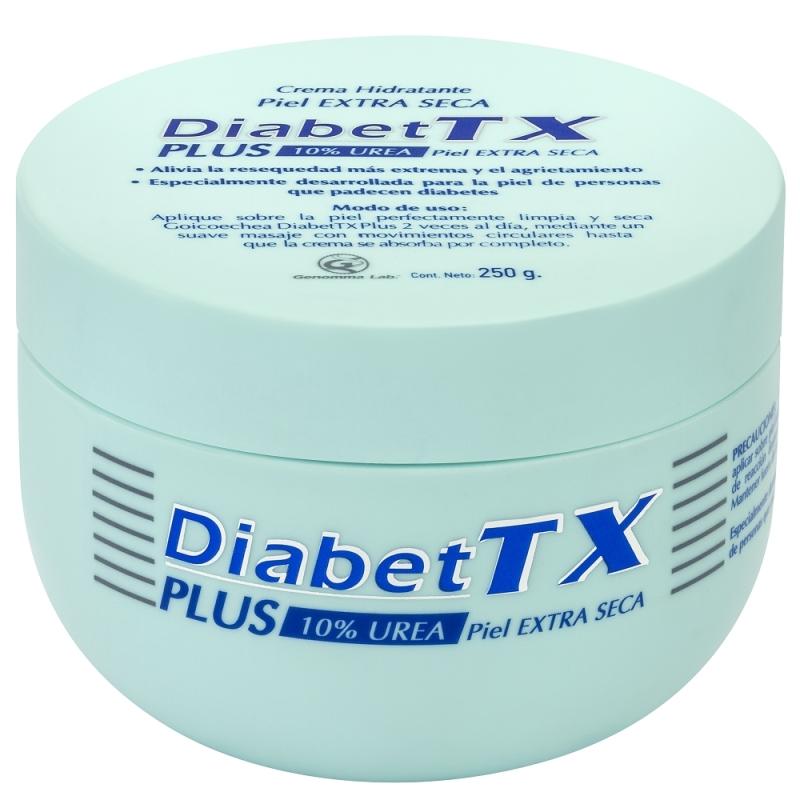 GOICOECHEA  DIABET TX CREMA HIDRATANTE PLUS 10% UREA X 250gr
