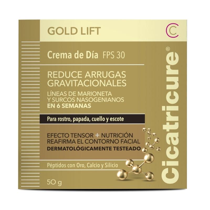 CICATRICURE GOLD LIFT DIA X 50 gr