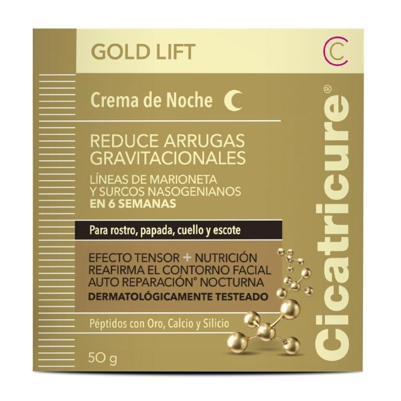 CICATRICURE GOLD LIFT NOCHE X50