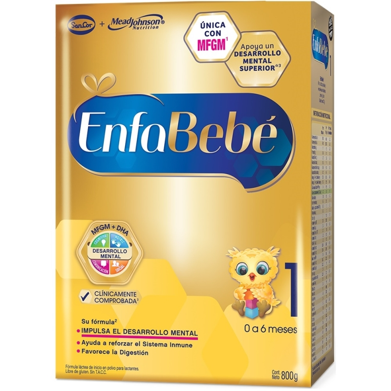 ENFABEBE 1 X 800 gr