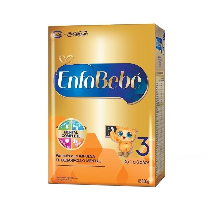 ENFABEBE 3 X 800 gr