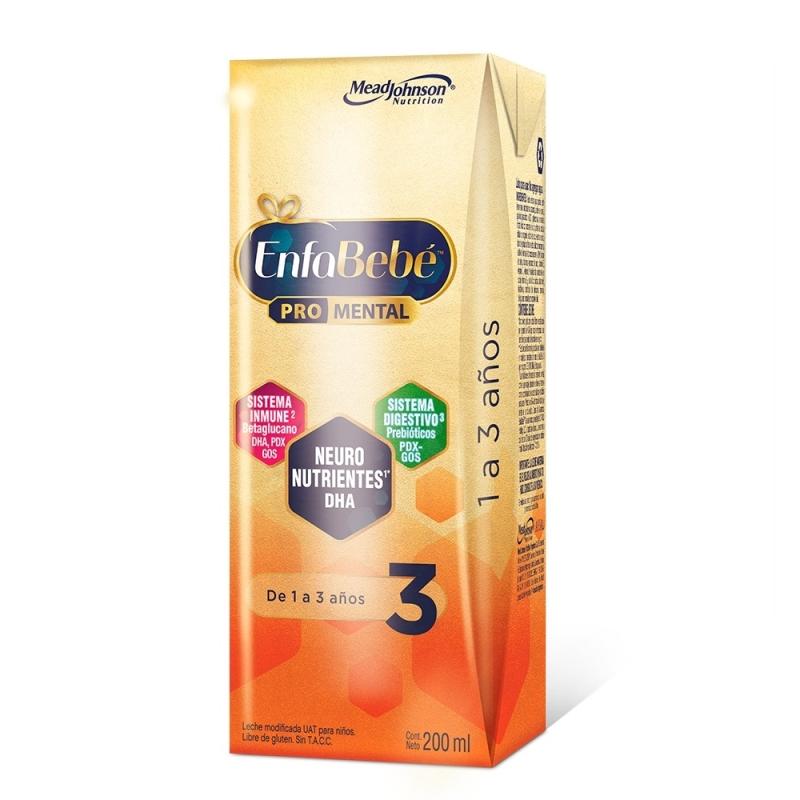 ENFABEBE 3 X 200 ml