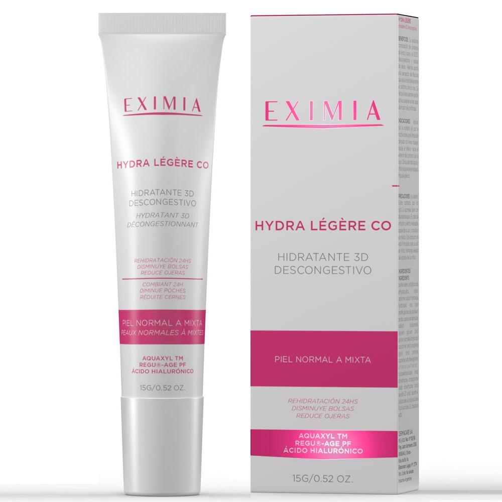 EXIMIA HYDRA LEGERE CONTORNO DE OJOS X 15 ml
