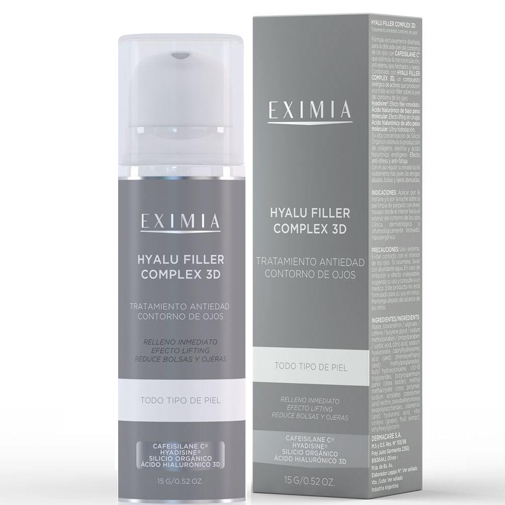 EXIMIA Hyalu Filler Complex 3d Ojos x15g