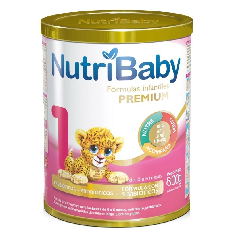 NUTRIBABY 1 LATA X 800 GR