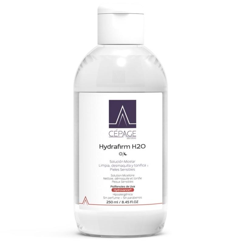 CEPAGE HYDRAFIRM H2O SOLUCION MICELAR X 250 ML