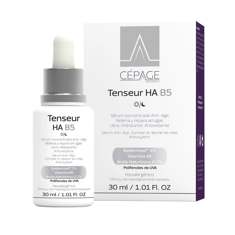 CEPAGE TENSEUR HA B5 X30 ml