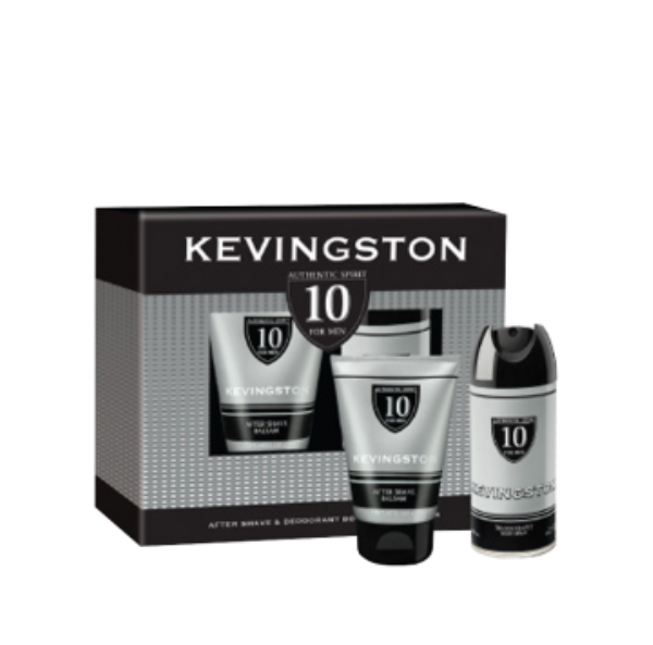 KEVINGSTON 10 GRIS