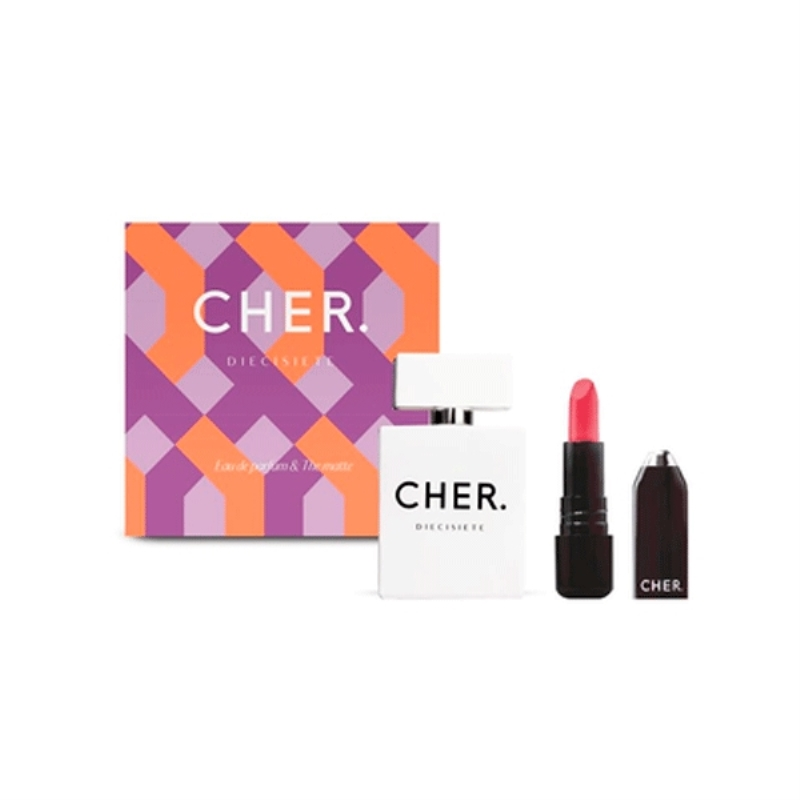 CHER DIECISIETE 100 ML + THE MATTE 8