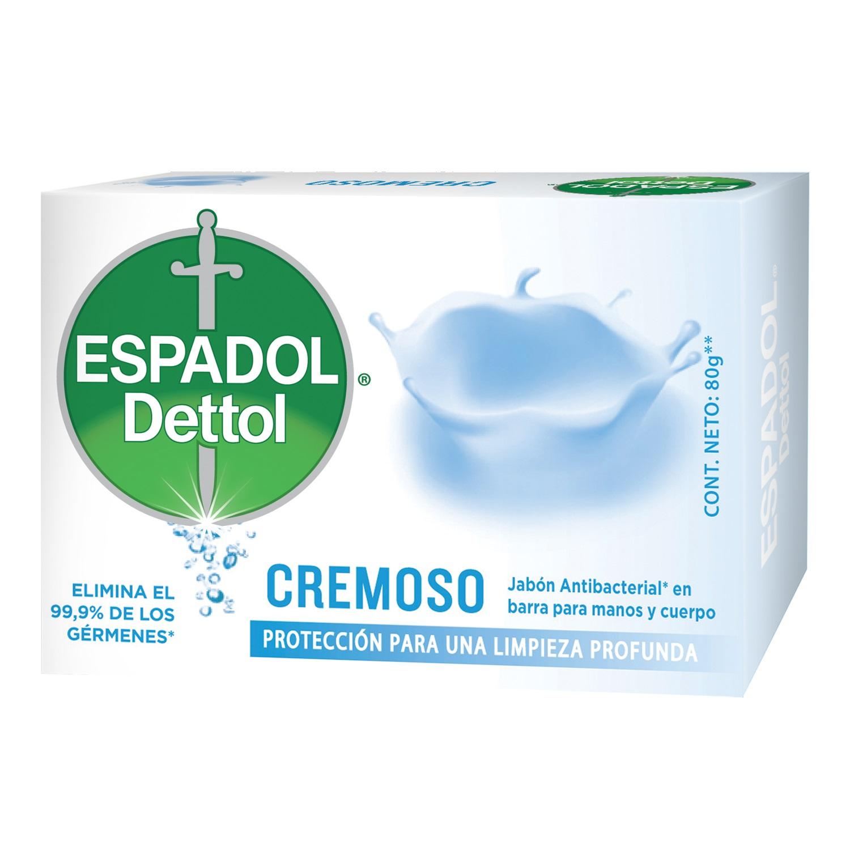 ESPADOL JABON CREMOSO X 80 GRS