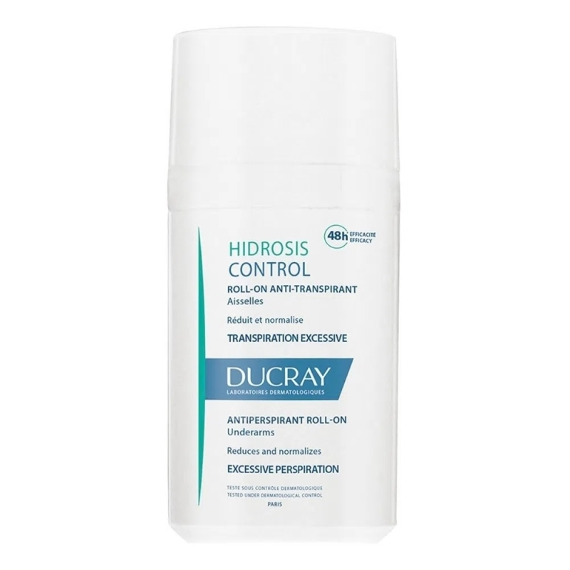DUCRAY HIDROSIS CONTROL ANT ROLL ON X40