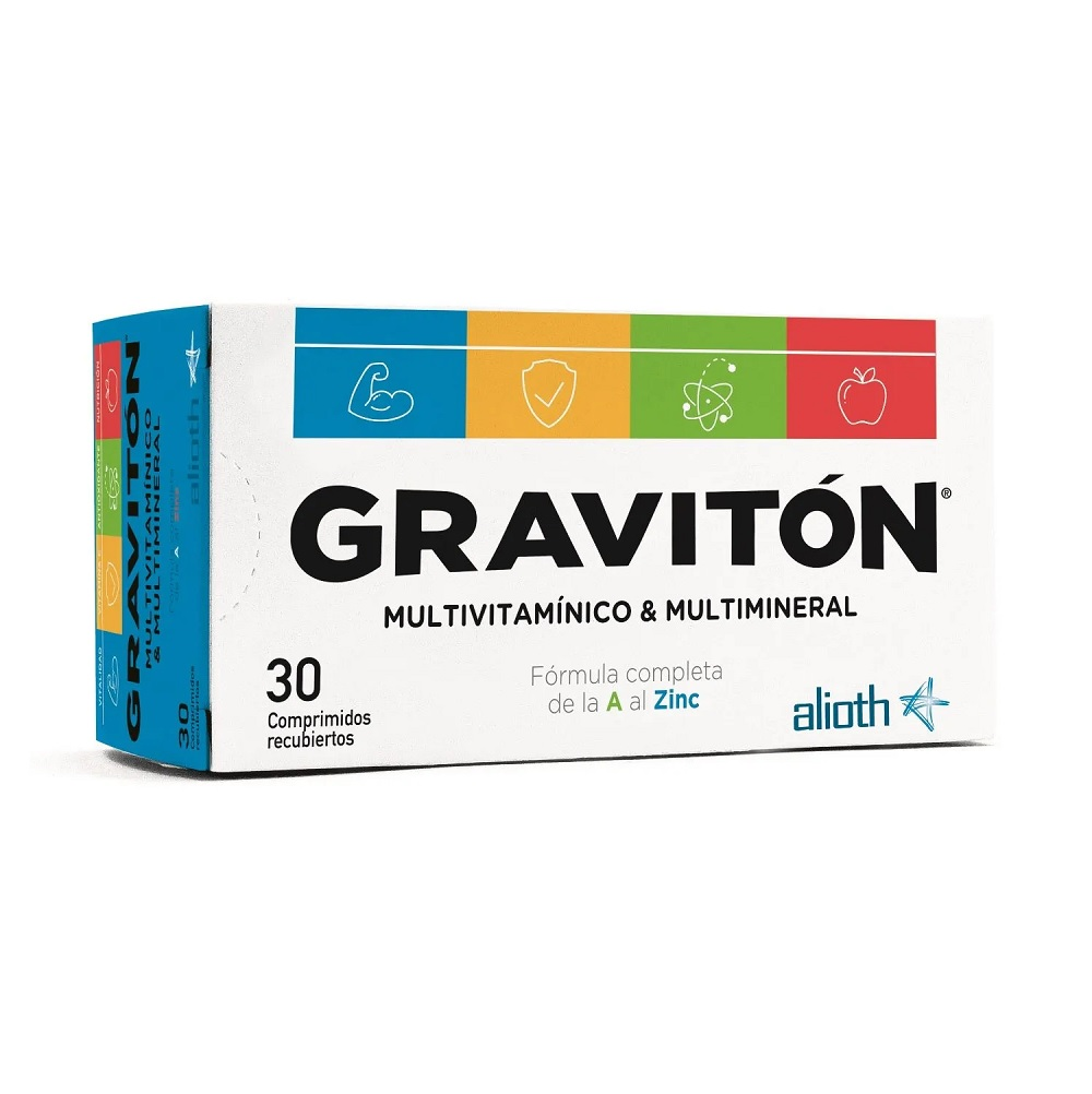 GRAVITON COMPRIMIDOS X30