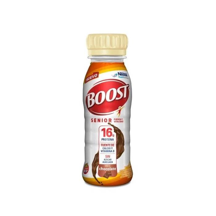BOOST SENIOR CHOCOLATE X 200 ml