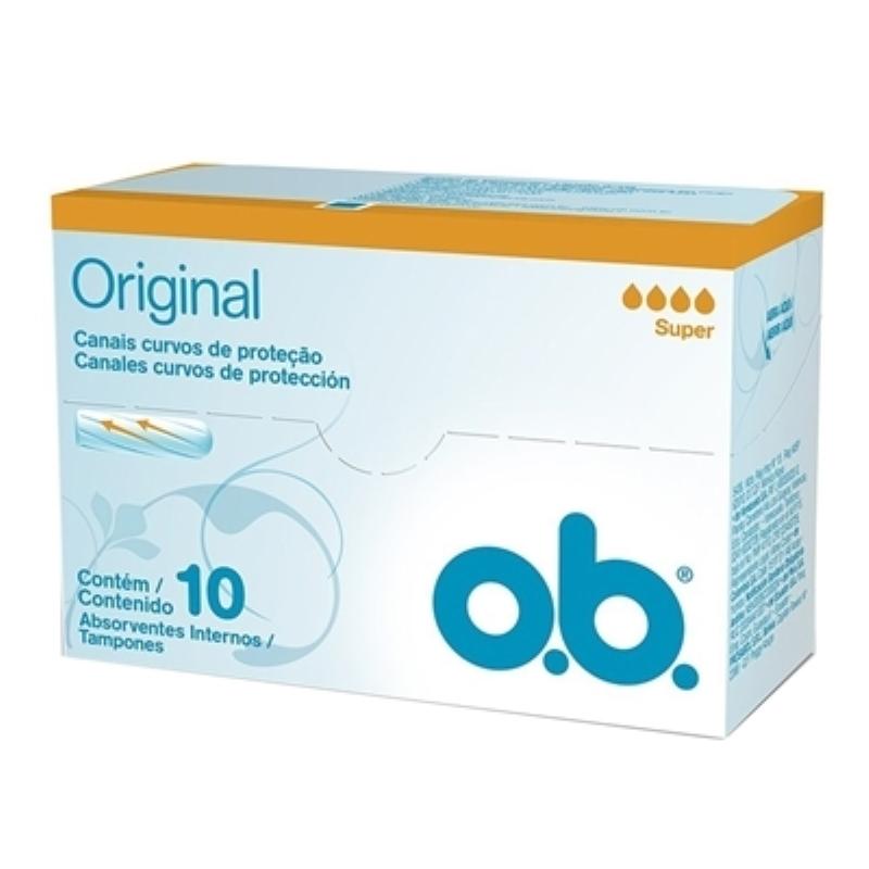 OB SUPER TAMPONES 8X10