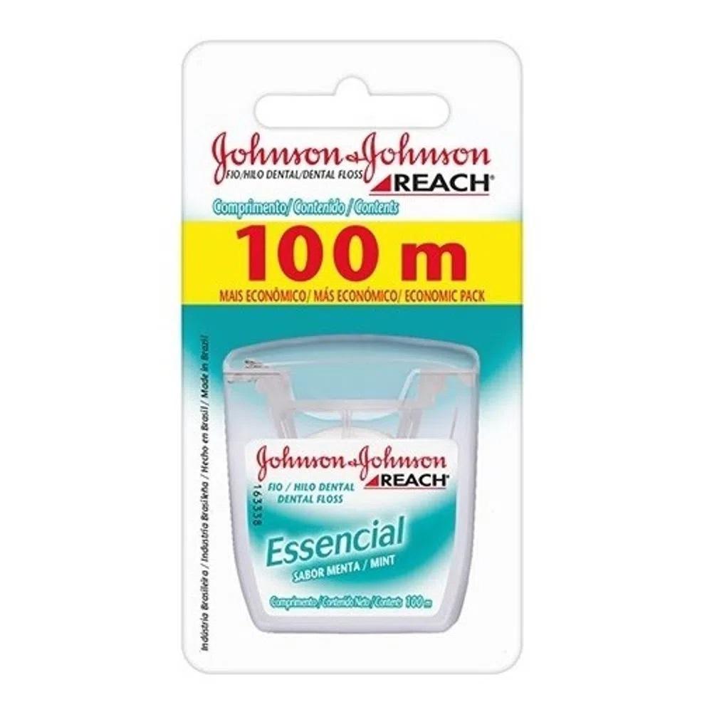 JOHNSON&JOHNSON HILO DENTAL REACH ESSENCIAL X100M