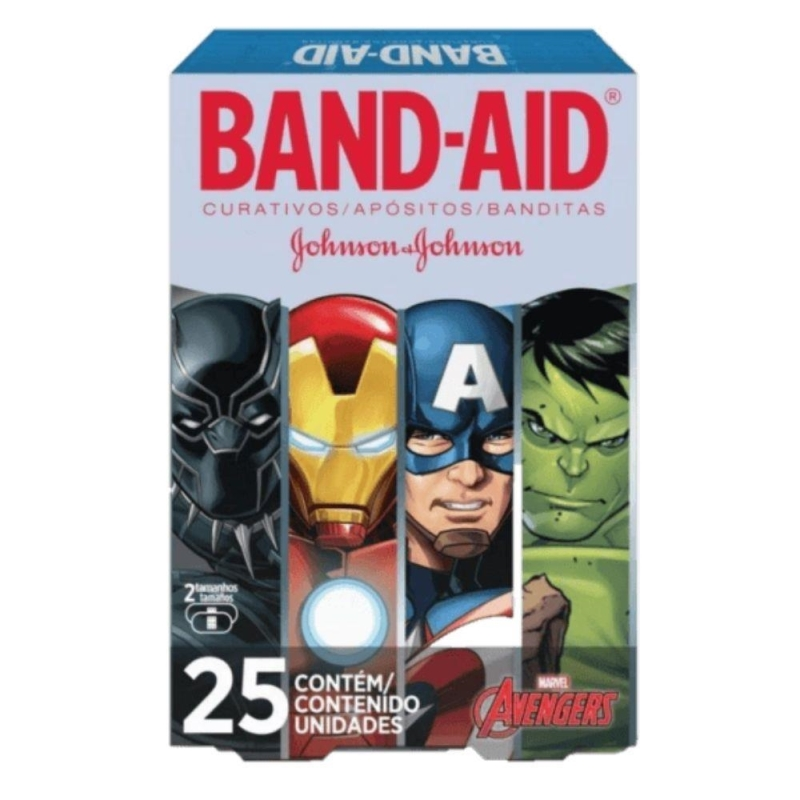 BAND AID ADVENGERS APOX25