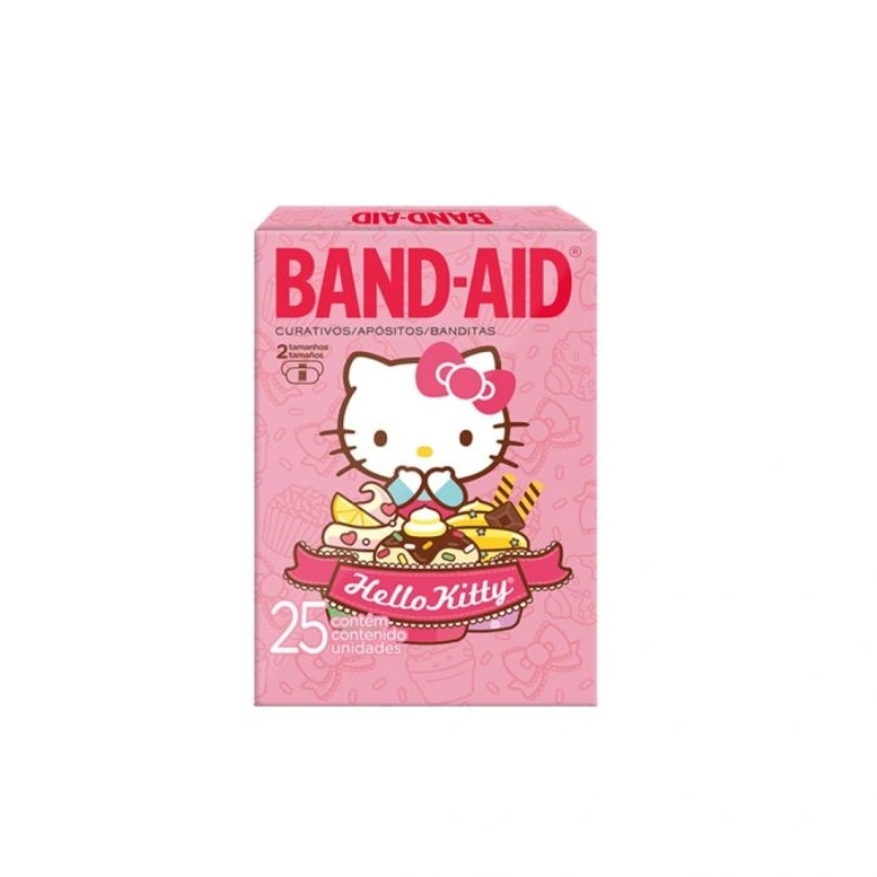 BAND AID HELLO KITTY APOX25